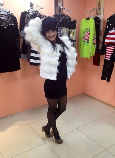 Анна Васильева, 23 ноября 1989, Орел, id75329660