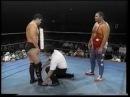 UWF 21.05.1989 - Nobuhiko Takada vs. Johnny Barrett