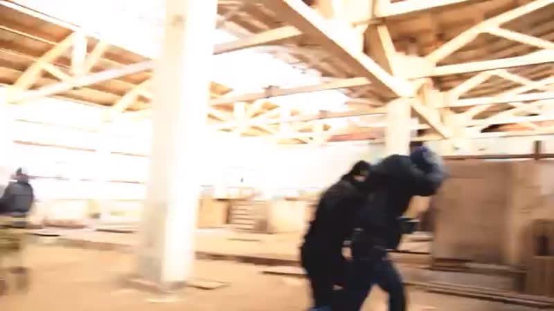 Специальная подготовка телохранителей.