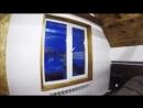 Откосы и подоконники на окнах своими руками _ Окна в стиле лофт _ Отделка окон в