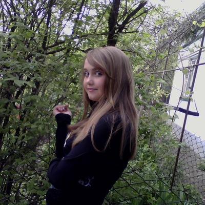 Таня Качур, 23 марта 1998, Киев, id154657593