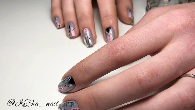 Геометрия @KeSia nail