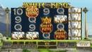Slot Machine White King by Playtech Casino Games Provider WUKONG88