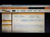 Моя ставка в БК Париматч на игру 11.09, вывод средств и Qiwi кошелек