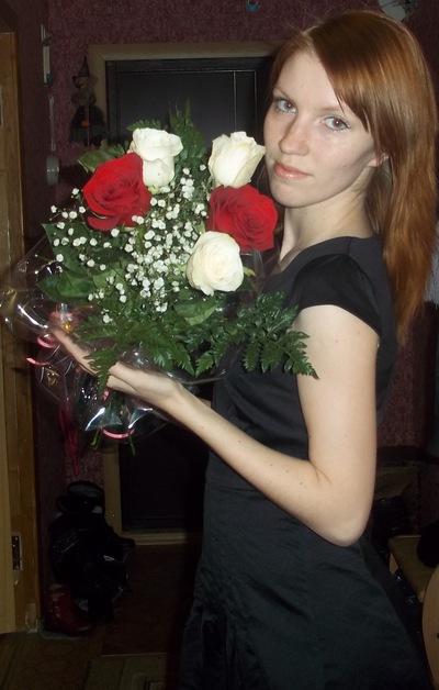 Ольга Солуянова, 5 декабря 1987, Пенза, id65342612
