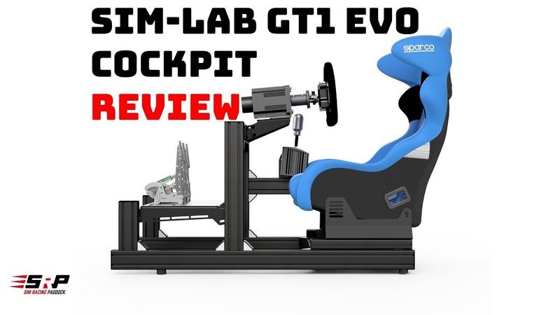 Sim-Lab GT1 Evo Cockpit Review