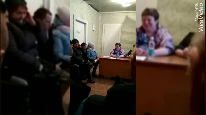 Публичные слушания в Гришинском сельском поселении