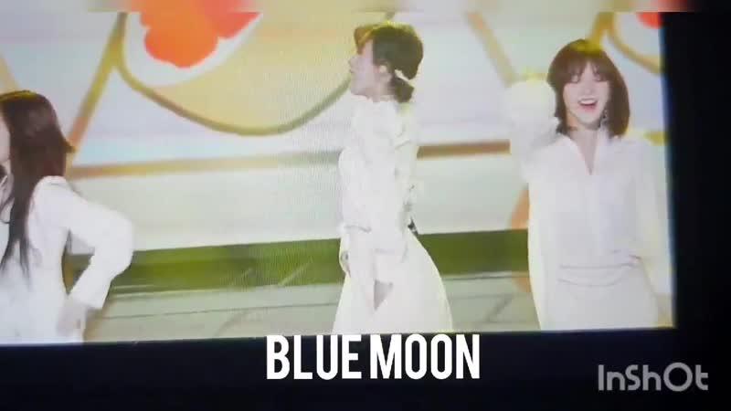 190123 가온차트 뮤직 어워즈 파워업 cam preview - 슬기 SeulGi 레드벨벳 RedVelvet