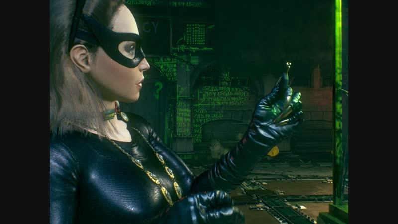 Batman Arkham Knight Ключики на шее нужно носить ч 2