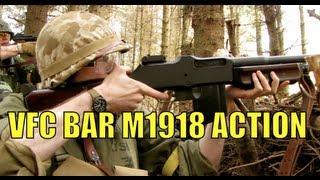 Airsoft War BAR M1918 Sten Gun MP44 Lee Enfield POW Scotland