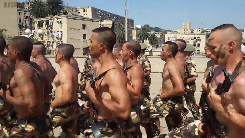Exhibition des Forces Spéciales Alger
