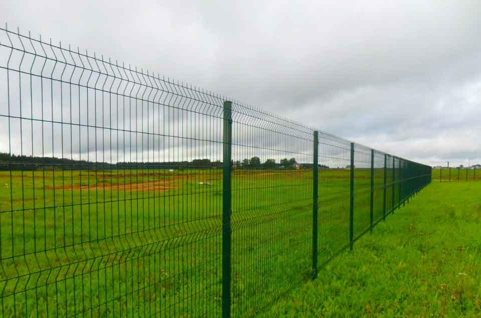 Новый забор по выгодной цене