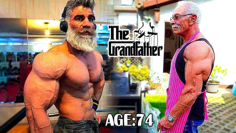 WATCH THIS BEFORE YOU GIVE UP - Iron GRANDFATHERS | Motivational Video 2018