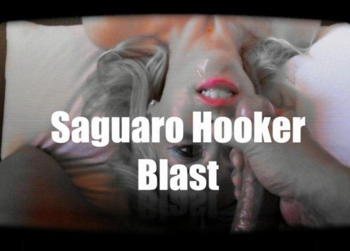 Saguaro Hooker Blast)