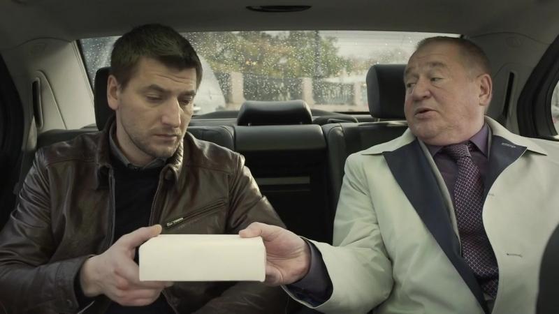 Ментовские войны 7 сезон 2013 год 11 серия Шилов и Набоков О встрече с Уралом