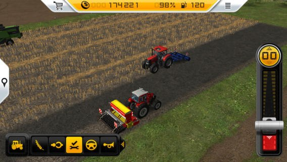 Скачать  Farming Simulator 14 для android