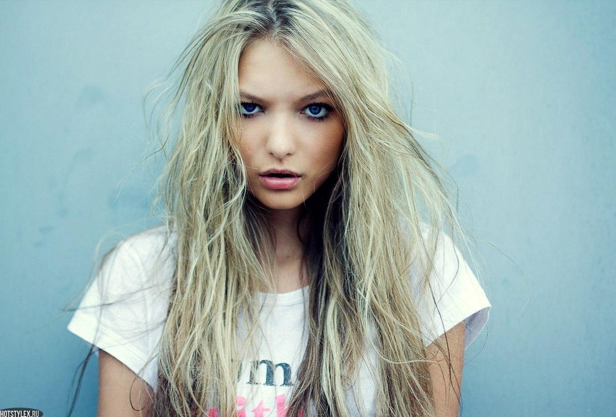 Русские красивые девушки