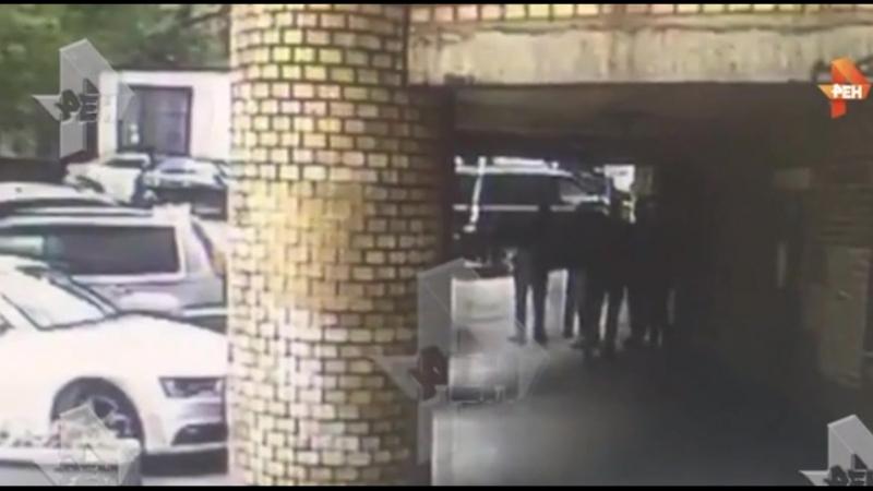 Ограбления кредитного офиса в Москве на 10 млн