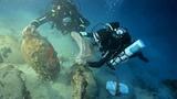 На кладбище затонувших кораблей находят новые реликвии