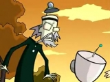Invader Zim : Season 1, Episode 5 Attack of the Saucer Morons, The Wettening - rus