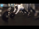 KEVIN HART Workout Highlights Muscle Madness