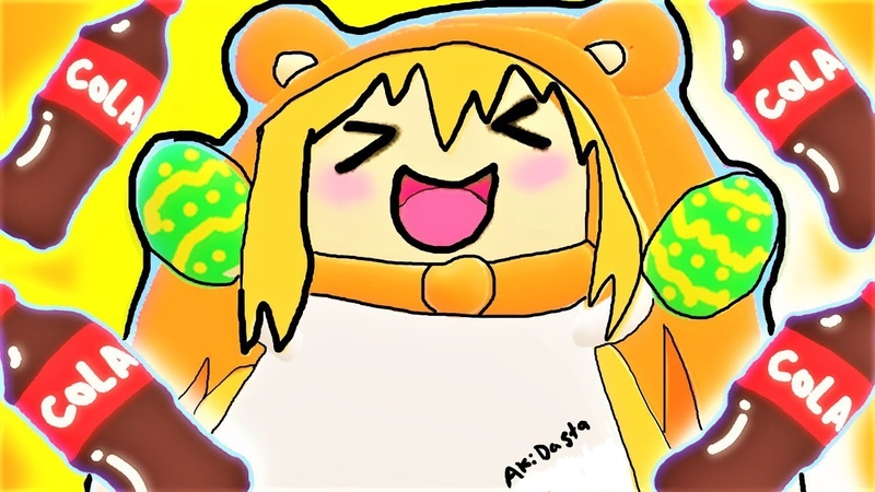 Himouto! Umaru-chan Opening but Its Made in Paint 3D