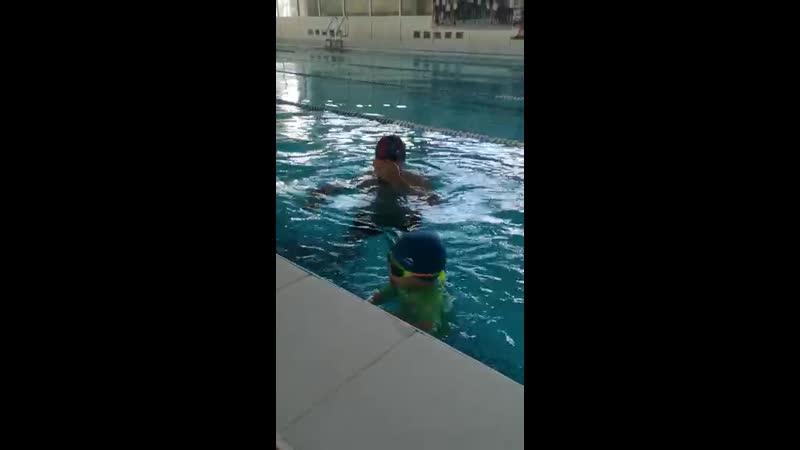 Ярославчик поплыл 😍