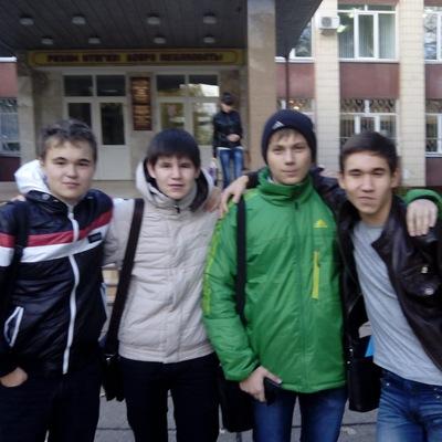 Ильфат Хамидуллин, 23 мая , Нижнекамск, id37107357