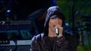 Eminem - Guts Over Fear live 2014