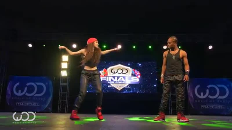 Fik-Shun Dytto _ FRONTROW _ World Of Dance Finals 2015