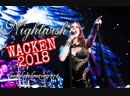 Nightwish Live At Wacken Open Air 2018