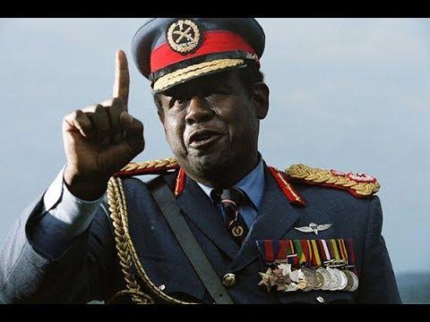 NG Настольная книга диктатора: Иди Амин / Dictators Rulebook: Idi Amin