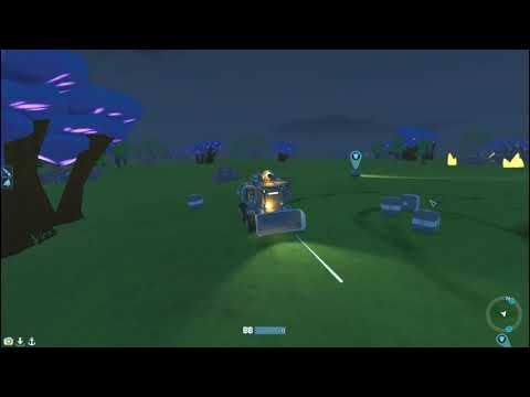 TerraTech 3-Создаем машину убийцу