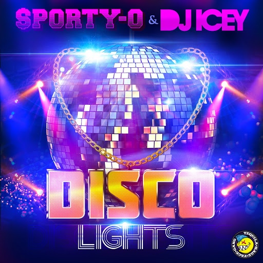 Sporty-O альбом Disco Lights