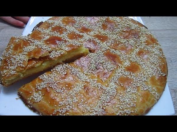 Творожный Пирог с Сыром Cheese Cake