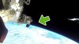 NASA kappt Livestream als UFO auf die ISS zu fliegt