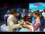 Золотые рыбки по синхронному плаванию. Чемпионат мира по водным видам спорта в Барселон