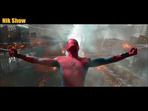 Nik Show Клип про Человека Паука Возвращение Домой 2017