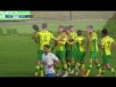 Вольфсбург 1-1 Норвич Сити (товарищеский матч)