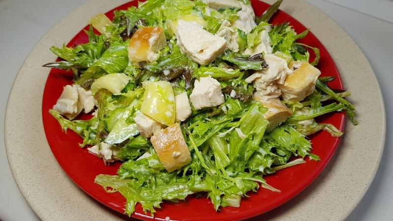 САЛАТ - НОВИНКА ФАВОРИТКА улетный салат