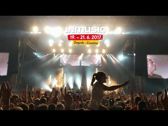 INmusic festival 2017 @ Zagreb, Croatia (Compilation)