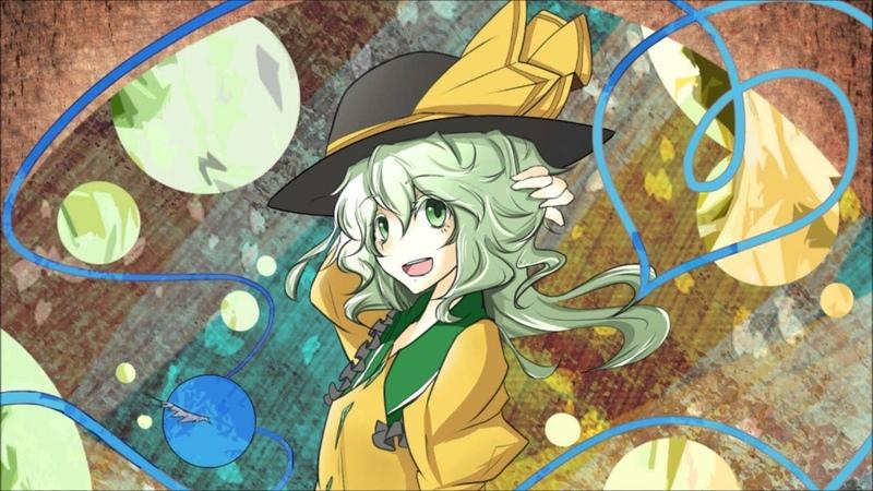 【東方アレンジ Day 2】CYTOKINE - sEE NEW THE WORLD, SHE KNEW THE WORLD Komeiji Week
