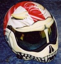 Ну и мультяшные шлемы, а также прочие прикольные картинки, которые...