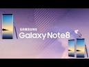1177-Samsung Galaxy Note 8 Spoof Pixar Lamps Luxo Jr Logo