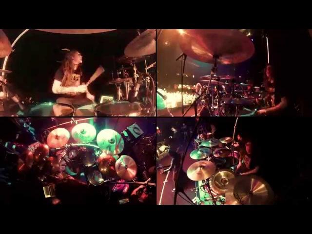 (5diez) - Ощути Настоящее (Drum Cam)