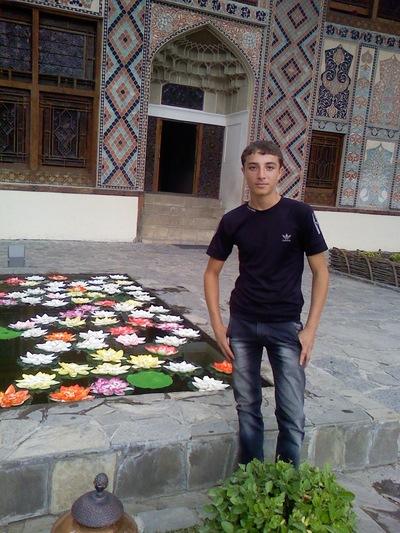 Namized Memmedov, 9 декабря , Санкт-Петербург, id217727269