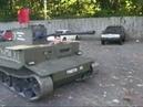 Tiger paintball tank v1.0