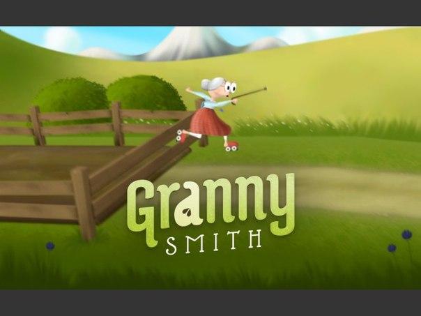 Скачать Granny Smith + Mod для android
