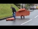 Перевозка мебели уникальным способом
