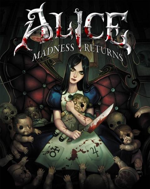 Alice: Madness Returns (Полная русская локализация от ElikaStudio)